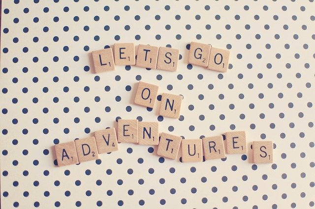 Lets go on adventures