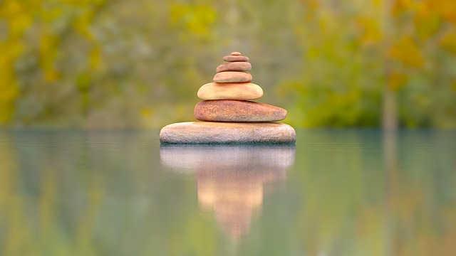 Yoga und Meditation