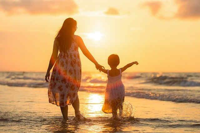 Liebe zum eigenem Kind