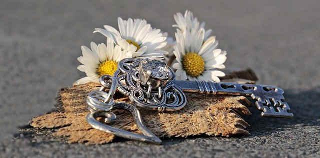 Der Schlüssel zur Liebe